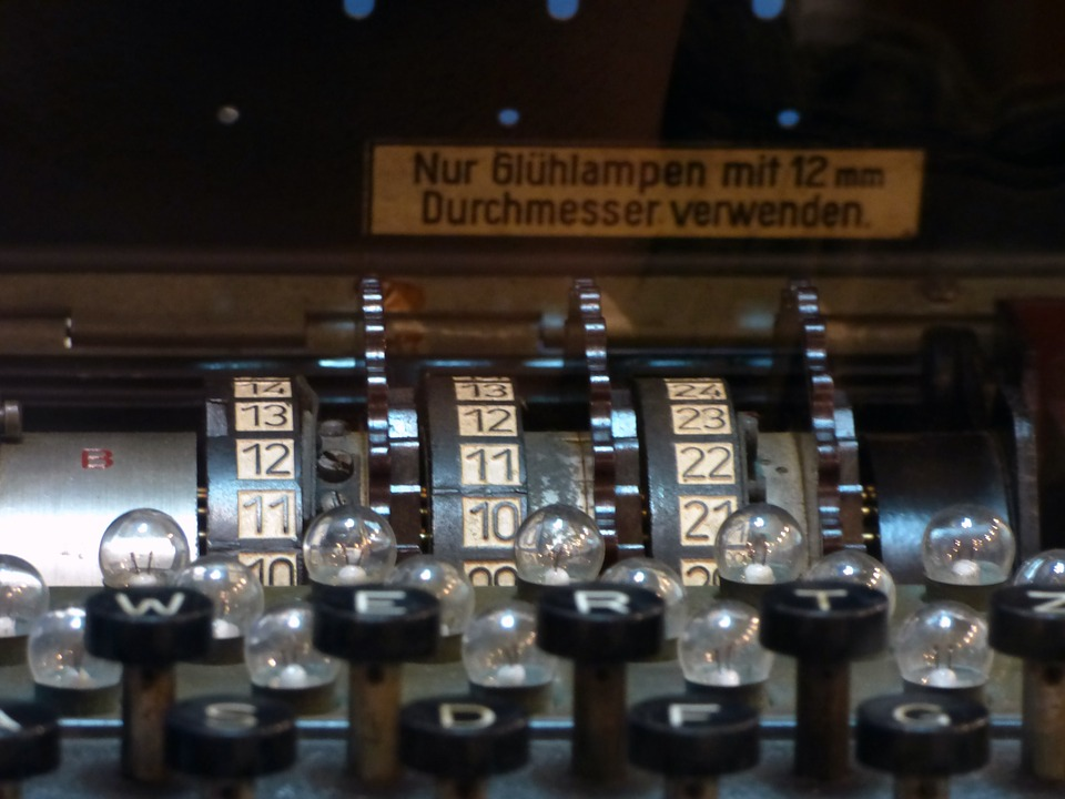 Enigma machine - 8 major contributions of computer science