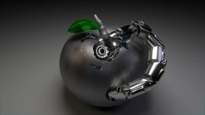 Robotic worm