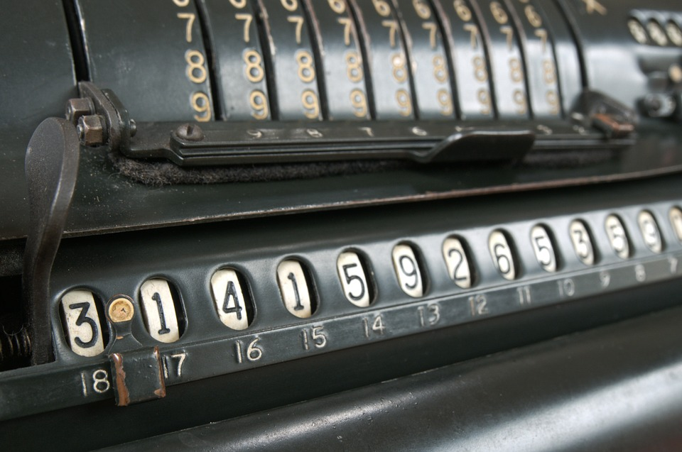 Vintage calculator 1 - Top 3 programming languages you should learn this year