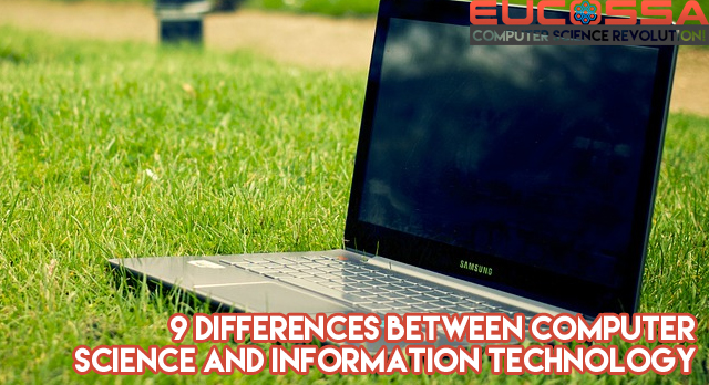 feat5 - 9 differences between computer science and information technology